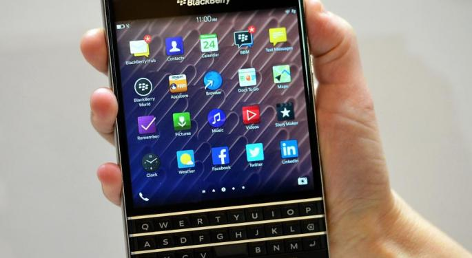 BlackBerry's Software Numbers Add Up, But Not How You Might've Thought