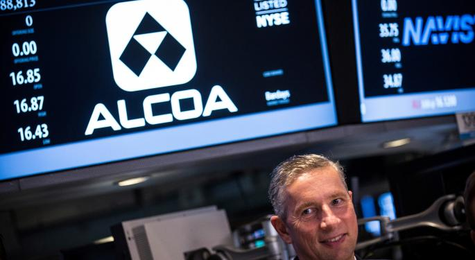 Are Alcoa's Earnings Really A Bellwether For The S&P 500?