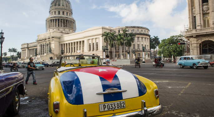 Wait, What? CUBA Fund Doesn't Actually Own Any Cuban Assets?