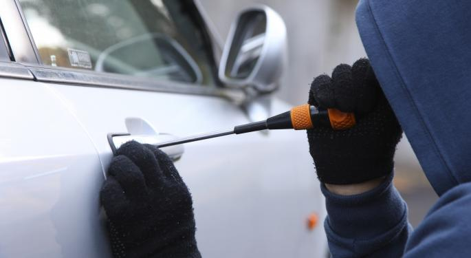 4 Technologies Combating Auto Theft