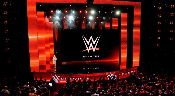 Lemelson Takes Down World Wrestling Entertainment, Inc. And Brings It Back Up
