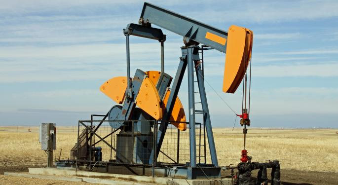 Brent Price Still Stifled By Oversupply