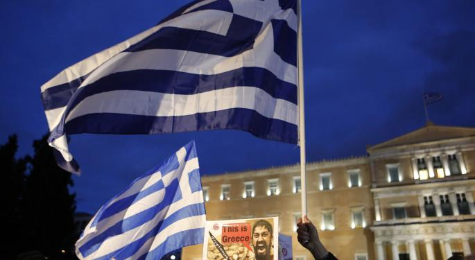 What's Going On With Greece, According To This Economist