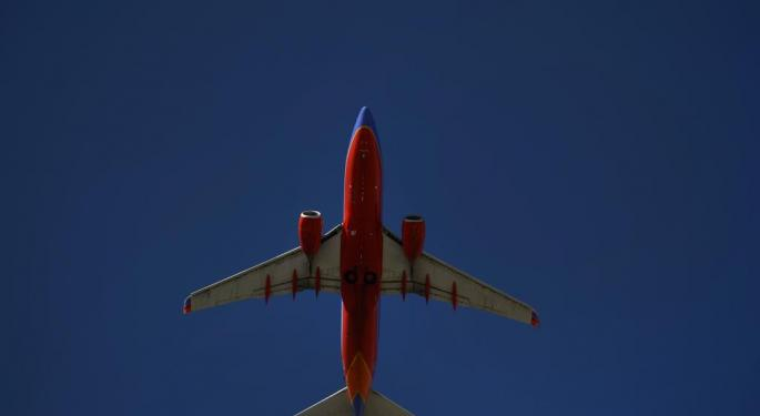 Barclays: Time To Sell Southwest, Unless You Can 'Build A Time Machine To 1998'