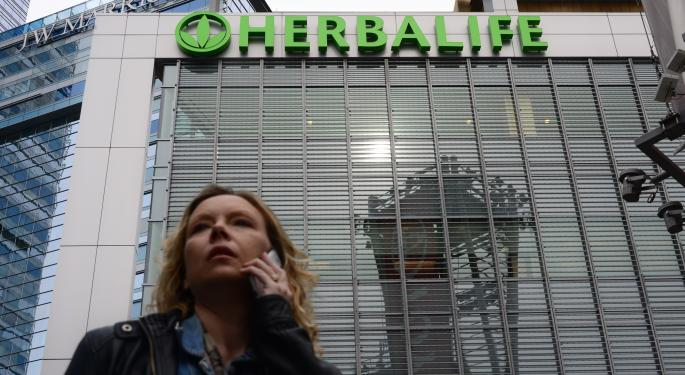 Barclays Cuts Herbalife Price Target, Addresses Debt Concerns