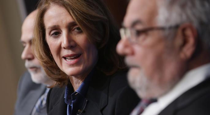 Goodbye Wall Street, Hello Silicon Valley: Morgan Stanley CFO Ruth Porat Moving To Google