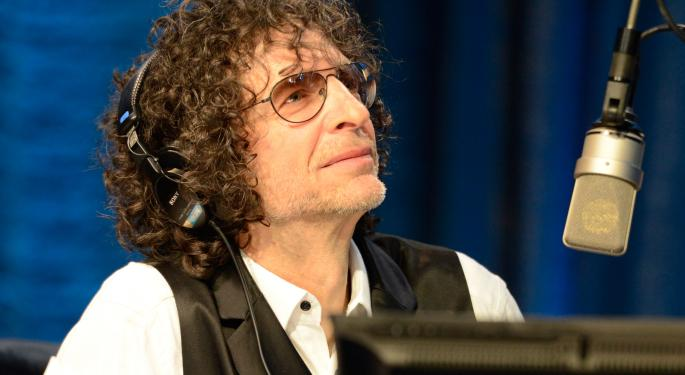 Howard Stern's Worst Job