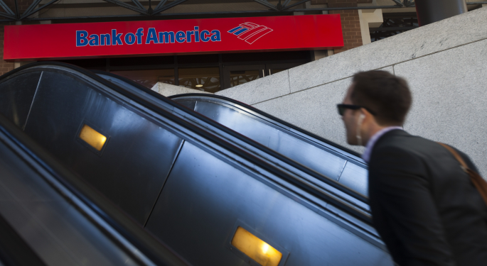 Bank Of America Slashes S&P 500's Earnings Estimates