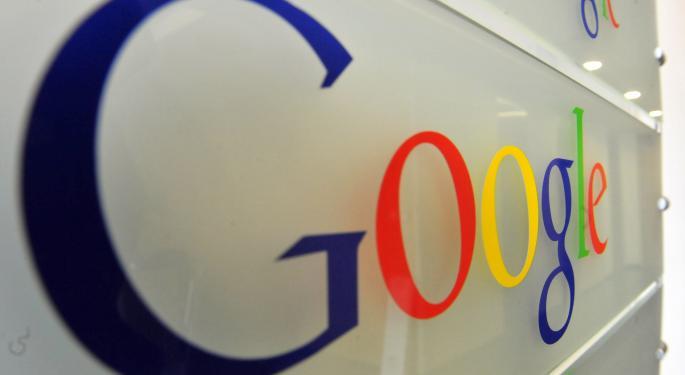 Is Google A Good Pre-Earnings Play?