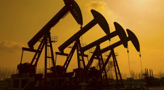 Brent Drops Even Lower As Supply Glut Grows