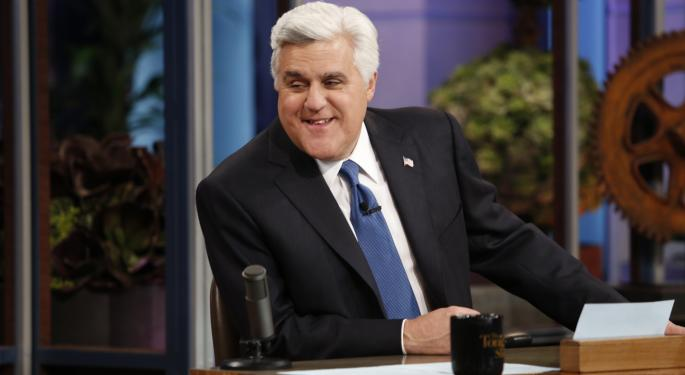 Jay Leno Talks Cars As Investments