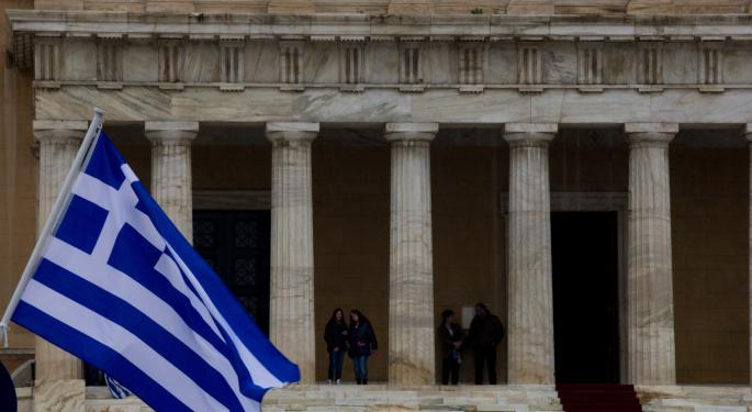 Bank Of Canada: Greek Default Now 'More Likely'