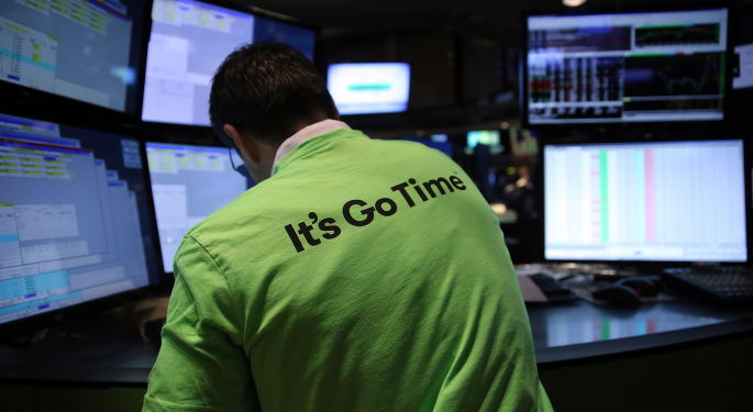 Global IPO Activity Is Sinking