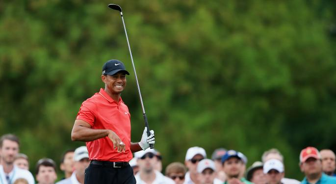 Tiger Woods: I Popped My Joint Back In Place On Hole No. 9 At The Masters