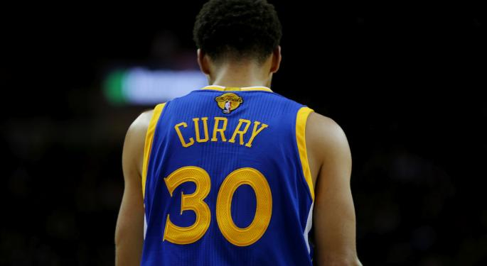 Why Stephen Curry Is The MVP...Of Social Data Investing