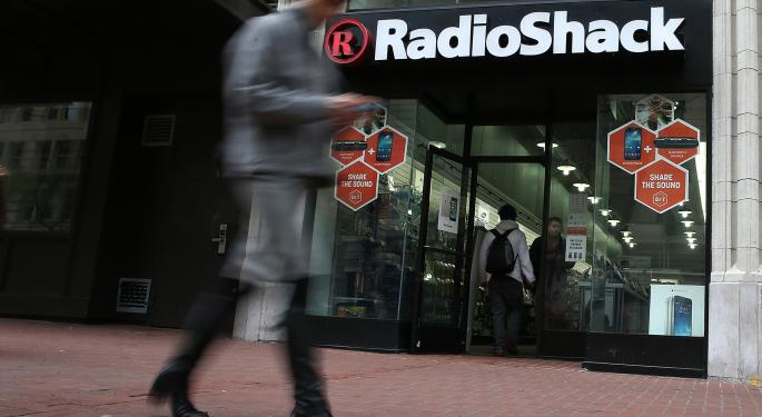 RadioShack Earnings Preview: Is The Company Going Bankrupt?