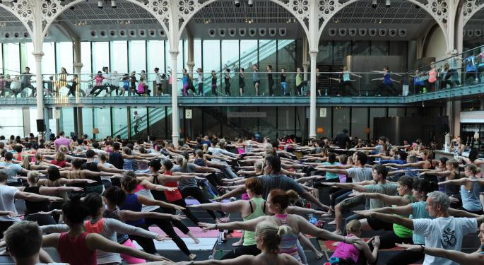 Lululemon Gets Off The Mat