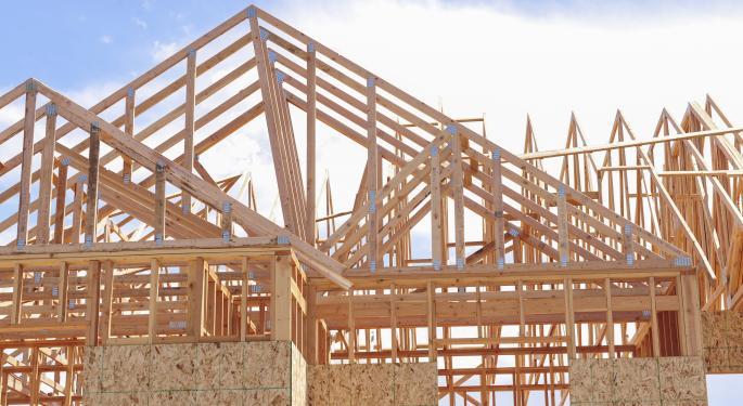 Sterne Agee CRT: 6 Homebuilders To Buy On Weakness