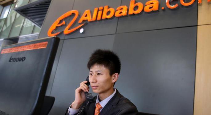 Bullish On Alibaba? This Wall Street Firm Is