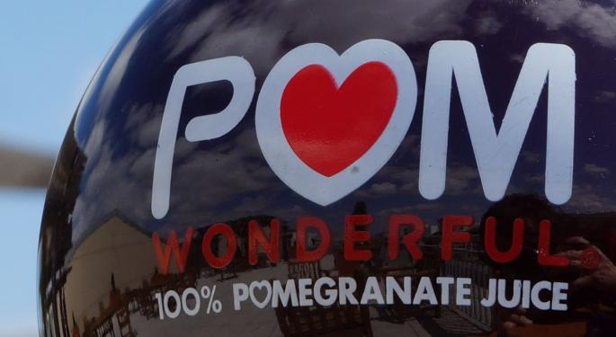 Supreme Court: Yes, Pom Wonderful Can Sue Coke For False Advertising