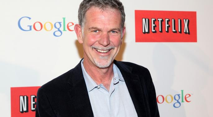 Netflix Analysts: The Day After