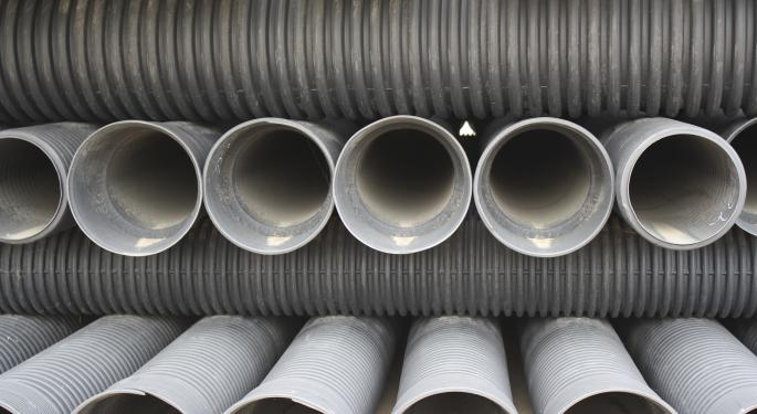 Advanced Drainage Systems Looks To Overcome Uneven Financials