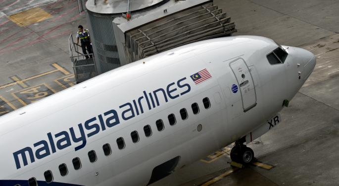 Russian News Agency Says Malaysian Plane Has Been Shot Down In Ukraine