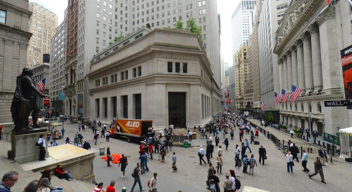 FOMC To End QE In October; The Container Store Shares Slide