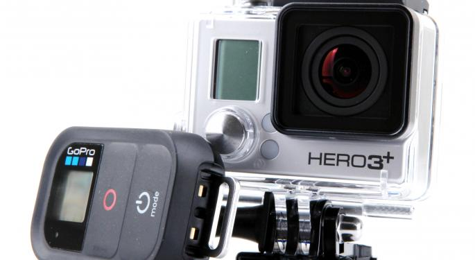 Here's The Research Note Boosting GoPro Stock