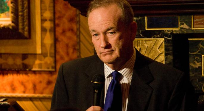 Killing Bill: O'Reilly Done At Fox News