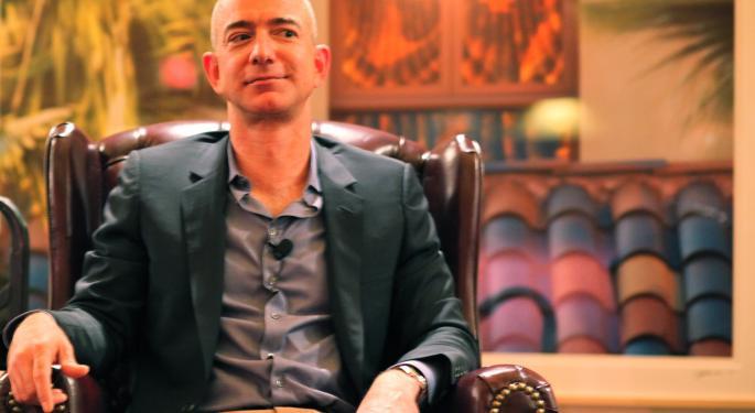Jeff Bezos: The Terminator