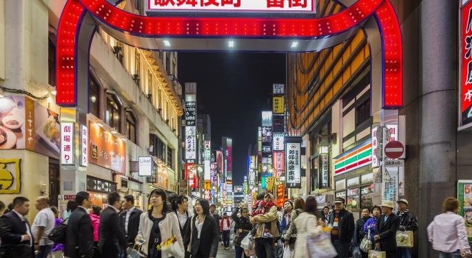 Is Apple Eying The Japanese Debt Market?