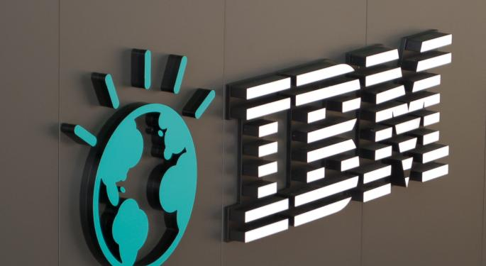 Did A 'Ginormously Huge' SEC Probe Contribute To IBM's Recent Earnings Miss?