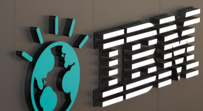 IBM's Valuation Still Low, JPMorgan Says