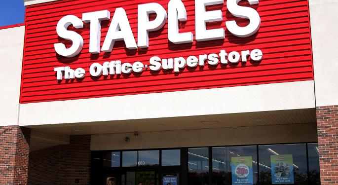 Staples Has A New Meaning; Will It Matter?