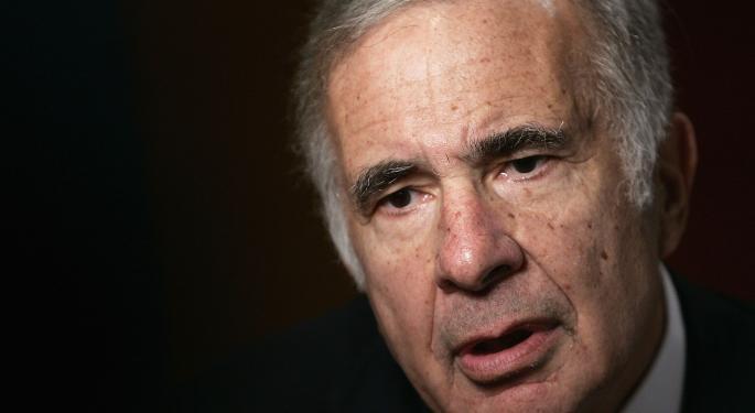 Carl Icahn Reveals Portfolio Changes In 13F
