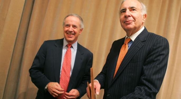 Carl Icahn Thinks Apple Is Worth $625 AAPL