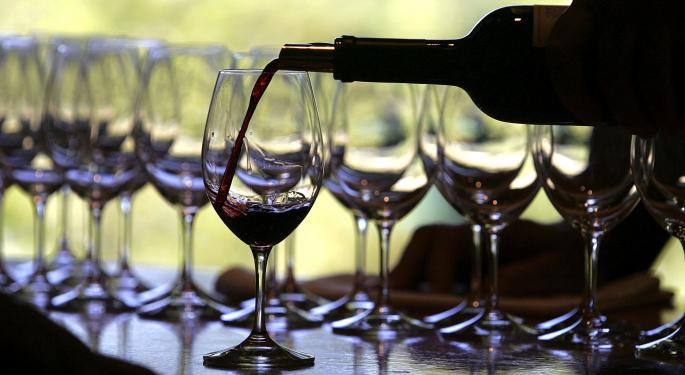 What Decreased Italian Wine Production Means For The Global Wine Industry