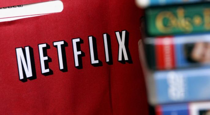 Netflix May Be Headed Toward Stock Split