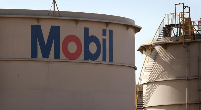 Exxon Mobil Shares Stuck In Bear Mode, Need Help In The Form Of Higher Oil