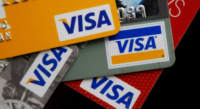 Visa Gives Blockchain A Nod In End-Of-Year Summary