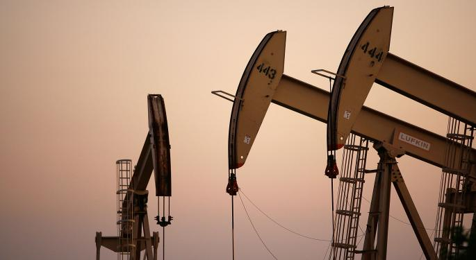 Brent Lower On Rising Inventories