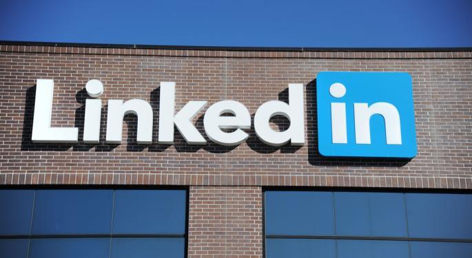 The Massive Morgan Stanley Note Moving LinkedIn