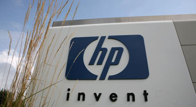 Why Hewlett-Packard Shares Are On The Verge Of A Breakout
