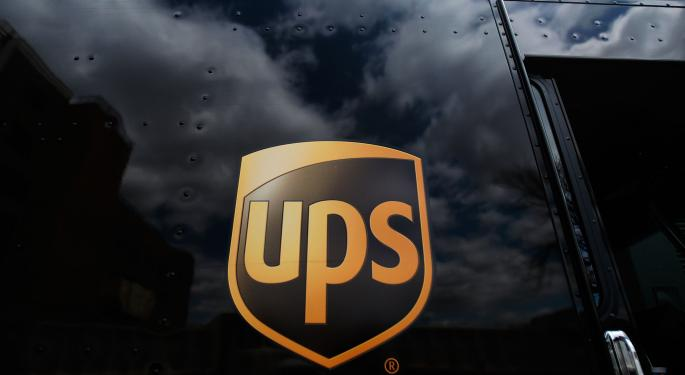 Bearish Crude Oil Has Lifted United Parcel Service, Inc., But Can It Continue?