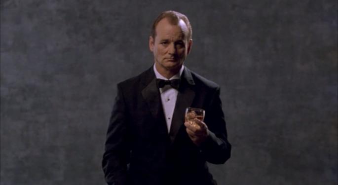 BlackBerry, Meet Bill Murray