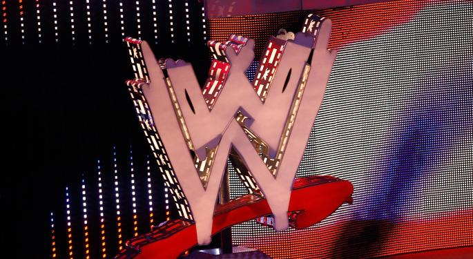 WWE Network To Enter Japan; Stock Spikes