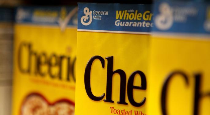 Will Organic Food Lines Help General Mills, Inc.?