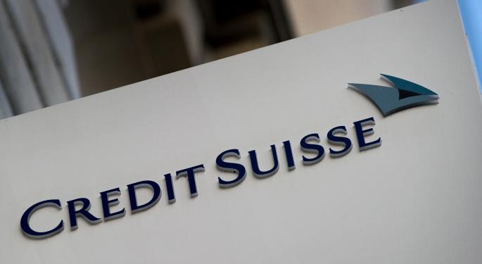 Goldman Sachs And Other Top Financial Stock Picks For 2014 From Credit Suisse