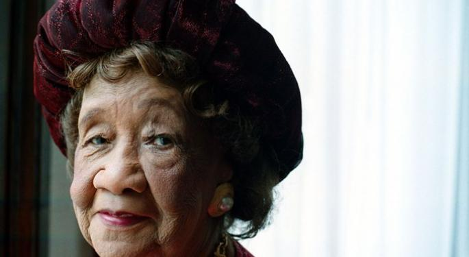 Google Honors Activist Dorothy Height & Her Contributions